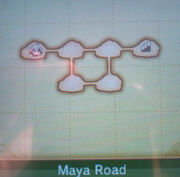 Maya Road Cave A