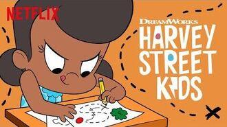 Harvey Street Kids theme song (German)