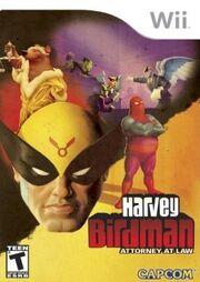 Harvey Birdman videogame