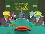 Freezoidzarogandskon