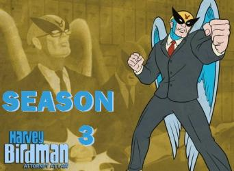 Harvey birdman attorney at law-show