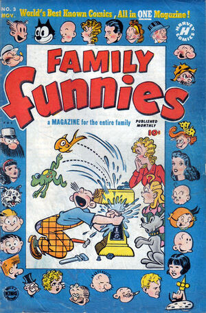 Family Funnies Vol 1 3