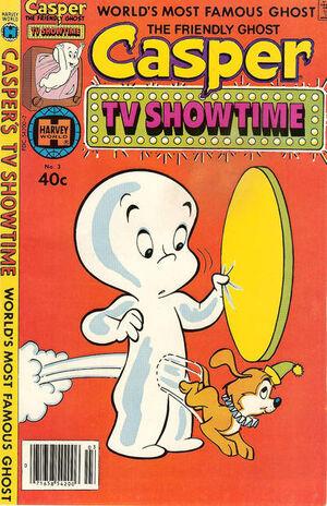 Casper T.V. Showtime Vol 1 3
