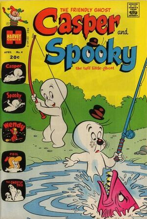 Casper and Spooky Vol 1 4