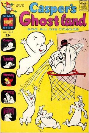 Casper's Ghostland Vol 1 43