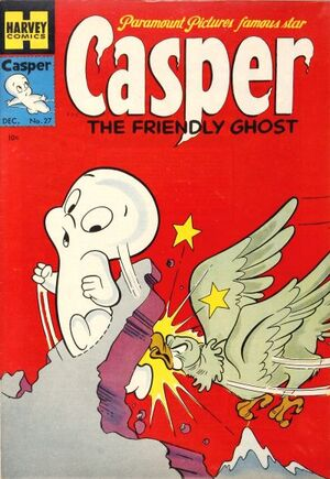 Casper, the Friendly Ghost Vol 1 27