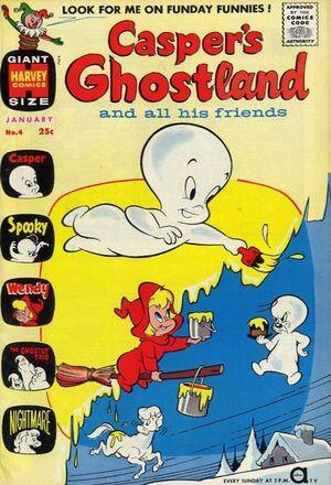 Casper's Ghostland Vol 1 4
