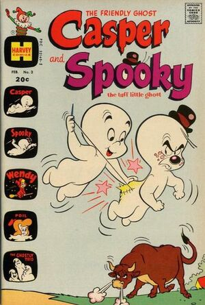 Casper and Spooky Vol 1 3