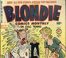 Blondie Comics Vol 1 21