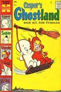 Casper's Ghostland Vol 1 1