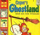 Casper's Ghostland Vol 1