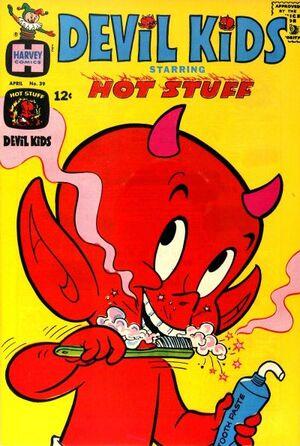 Devil Kids Starring Hot Stuff Vol 1 39