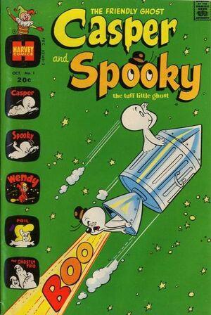 Casper and Spooky Vol 1 1