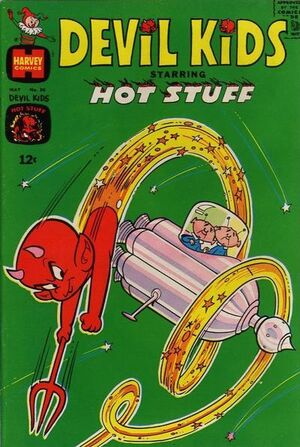 Devil Kids Starring Hot Stuff Vol 1 30