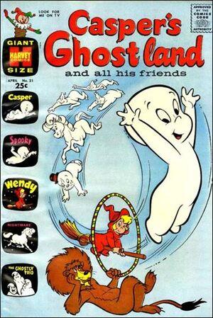 Casper's Ghostland Vol 1 21