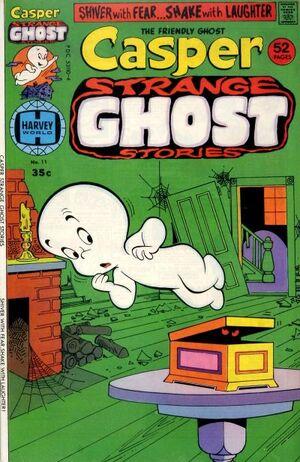 Casper Strange Ghost Stories Vol 1 11