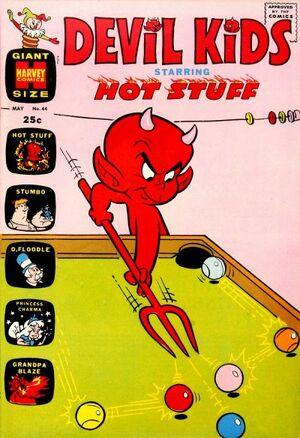 Devil Kids Starring Hot Stuff Vol 1 44