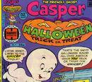 Casper Halloween Trick or Treat Vol 1 1