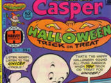 Casper Halloween Trick or Treat Vol 1