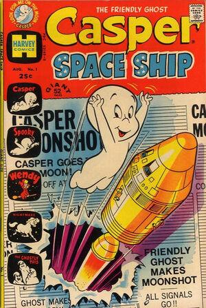 Casper Space Ship Vol 1 1