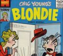 Blondie Comics Vol 1 89