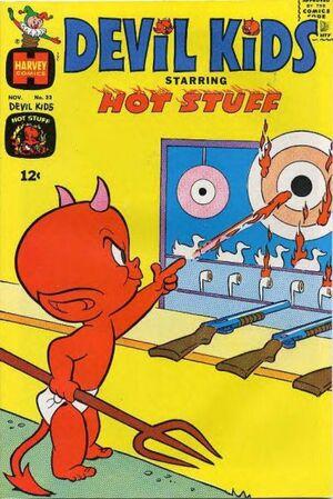 Devil Kids Starring Hot Stuff Vol 1 33