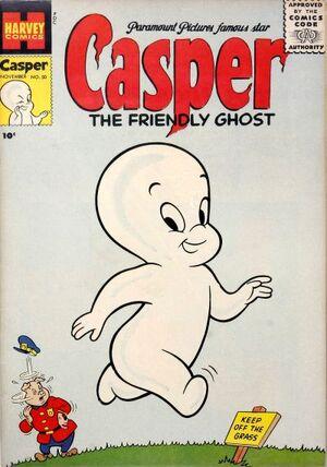 Casper the Friendly Ghost Vol 1 50