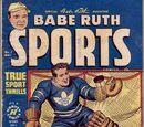 Babe Ruth Sports Comics Vol 1 7