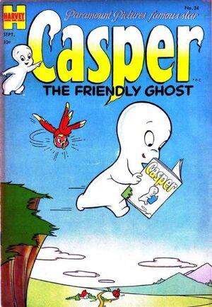 Casper, the Friendly Ghost Vol 1 24