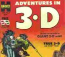 Adventures in 3-D Vol 1 2