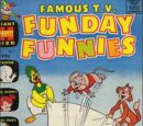 Famous TV Funday Funnies Vol 1 1