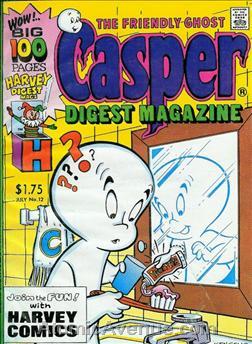 Casper Digest Magazine Vol 1 12
