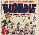 Blondie Comics Vol 1 17