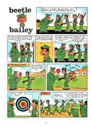 Beetle Bailey Comic Panel