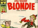 Blondie Comics Vol 1 111