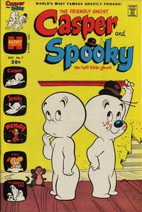 Casper and Spooky Vol 1 7