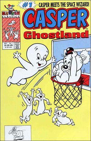 Casper Ghostland Vol 1 1