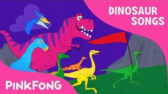 Dinosaur Parade Dinosaur Songs PINKFONG Songs for Children