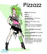IDW Pizzazz