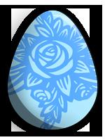 Blueroseegg