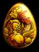 Cornucopiabadgegold