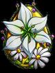 Easterflowersgold