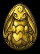 Goldenbunnybadge