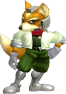 Ssbm fox render by machriderz-d56n3ki
