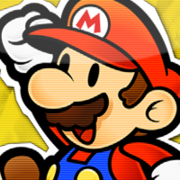 Paper mario icon by pheonixmaster1-d4oqa9f