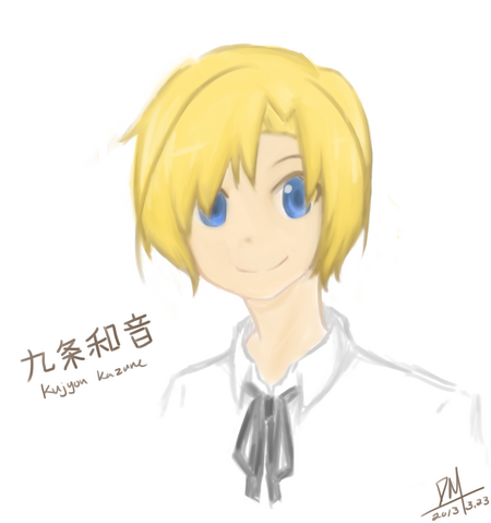 File:Kazune Kujyou one-layer painting 3-23-13.png