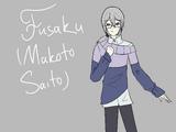 Макото Саито (Фусаку)/Makoto Saito (Fusaku)