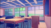HB Background Classroom (Remake)