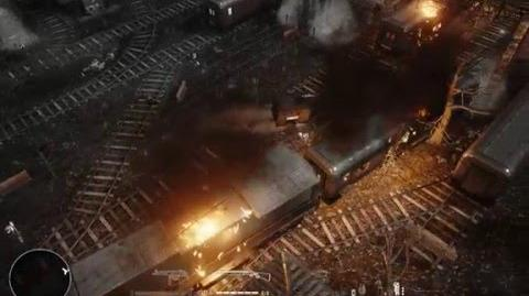 Hatred - Train Station -Insane, All sidequests-