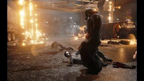 Hatred - Train + Truck Stop -Insane, all sidequests-